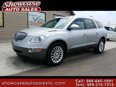 Awesome!! 2012 Buick Enclave AWD 4dr Leather for sale in Chesaning, MI