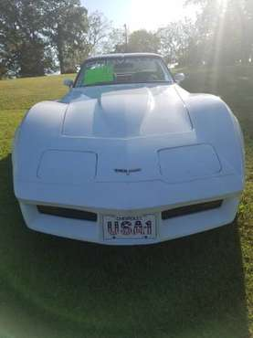 SOLD ! 1980 Corvette (all original) Reduced price for quick sale ! for sale in Berryville, AR