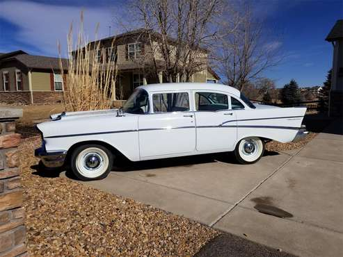 1957 Chevrolet 210 for sale in Elizabeth, CO