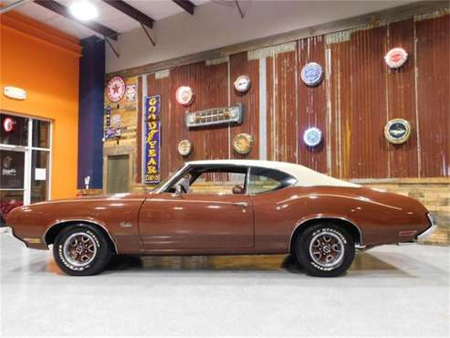 1971 Oldsmobile Cutlass for sale in Cadillac, MI