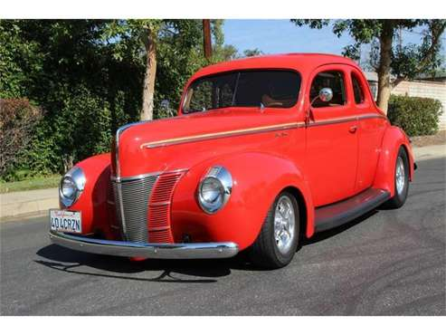 1940 Ford 2-Dr Coupe for sale in La Verne, CA