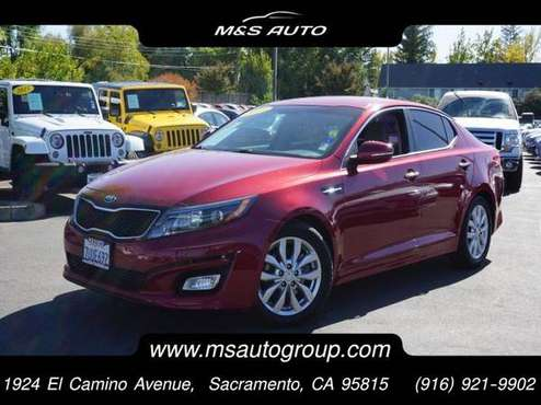 2015 Kia Optima LX Sedan for sale in Sacramento , CA