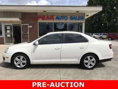 2008 *Volkswagen* *Jetta* *SE* - cars & trucks - by dealer - vehicle... for sale in Medina, OH