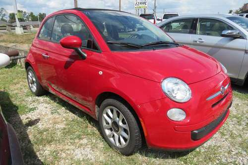 2017 Fiat 500 Convertible for sale in Monroe, LA