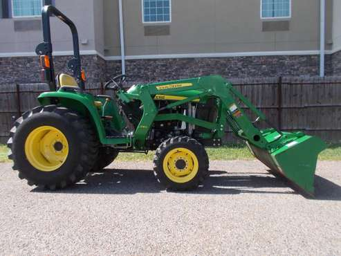 2016 John Deere 3032E 4x4 Diesel TRADE or CASH for sale in Corpus Christi, TX
