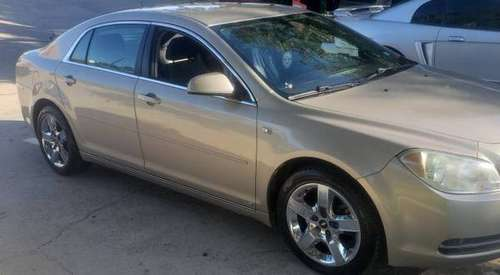 2008 Chevy Malibu LT 4 Cyl 163k Miles - Detailed Inside & Out for sale in Austin, TX