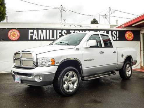 2004 Dodge Ram 1500 SLT 4WD 4x4 Truck for sale in Portland, OR