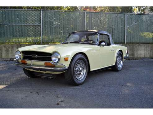 1971 Triumph TR6 for sale in Waynesboro, VA