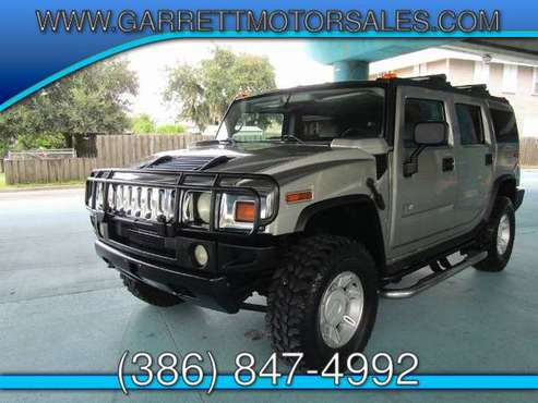 2003 Hummer H2 loaded 4x4 for sale in New Smyrna Beach, FL