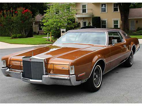1972 Lincoln Continental Mark IV for sale in Lakeland, FL