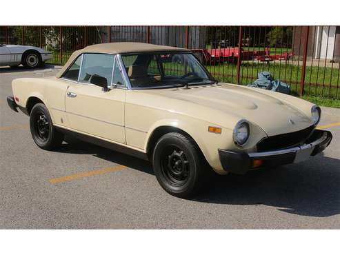 1979 Fiat Spider for sale in Lyons, IL