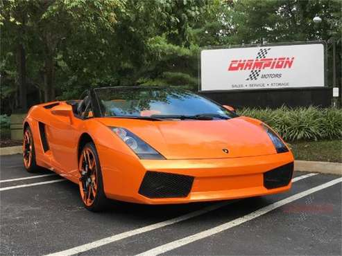2007 Lamborghini Gallardo for sale in Syosset, NY