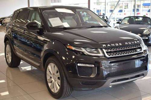 2016 Land Rover Range Rover Evoque HSE AWD 4dr SUV **100s of... for sale in Sacramento , CA