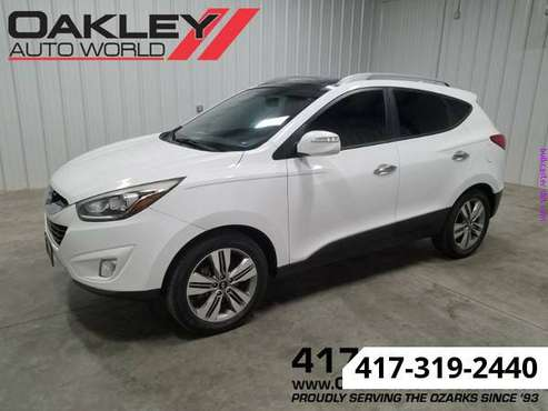 Hyundai Tucson GLS, only 57k miles! for sale in Branson West, MO