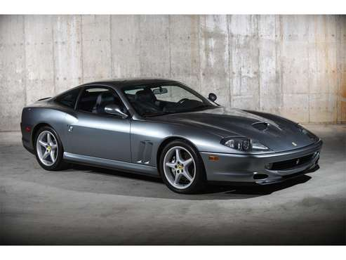 2001 Ferrari 550 Maranello for sale in Valley Stream, NY