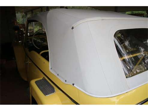 1948 Willys-Overland Jeepster for sale in Cadillac, MI