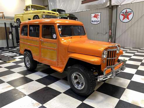 1954 Willys Wagoneer for sale in Pittsburgh, PA