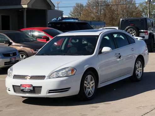 2013 CHEVY IMPALA..79K MILES.VERY CLEAN. FINANCING for sale in Omaha, NE