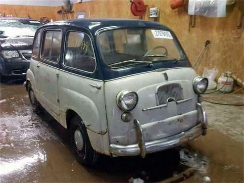 1959 Fiat 600 for sale in Cadillac, MI