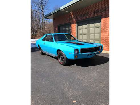 1969 AMC Javelin for sale in Washington, MI