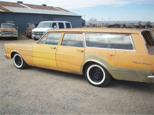 1966 Ford Ranch Wagon for sale in Cadillac, MI
