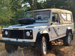 1989 Land Rover Defender 110 Left Hand Drive for sale in SF bay area, CA
