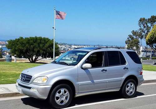 2004 MBZ ML350 LOW LOW MILES for sale in Newport Beach, CA
