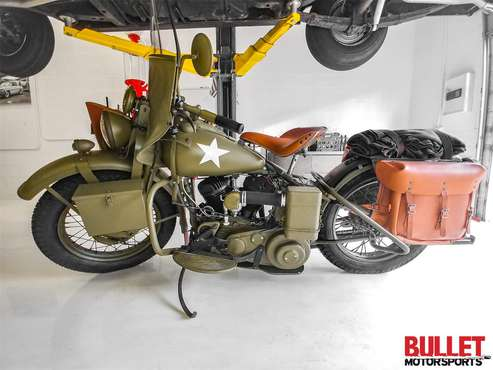 1942 Harley-Davidson Motorcycle for sale in Fort Lauderdale, FL