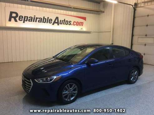 2018 Hyundai Elantra SEL 2.0L Auto SULEV (Alabama) for sale in Strasburg, ND