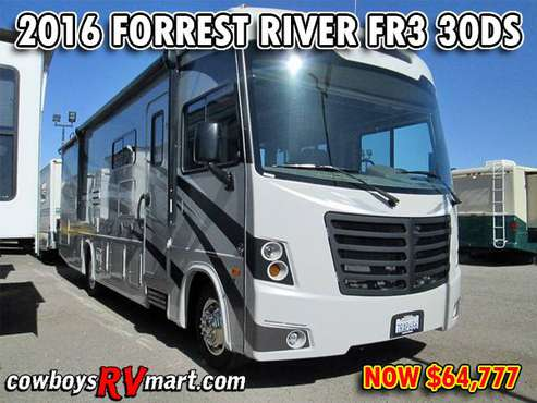 2016 Forest River FR3 30DS for sale in Lake Havasu City, AZ
