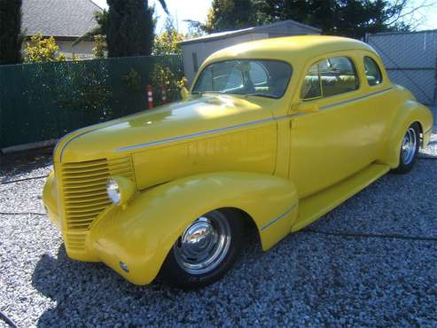 1938 Pontiac Business Coupe for sale in Anderson, CA