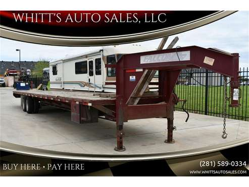 2012 Miscellaneous Trailer for sale in Houston, TX