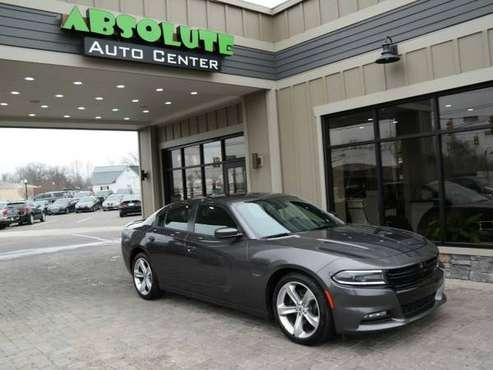 2018 DODGE CHARGER R/T with for sale in Murfreesboro TN, TN