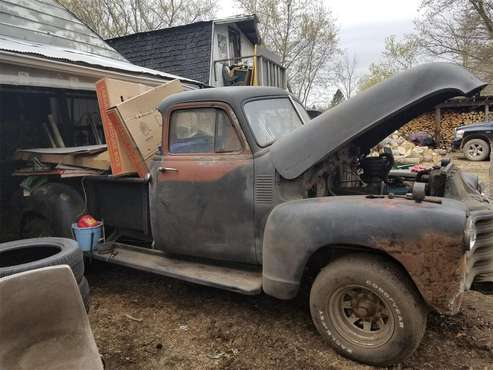 1953 Chevrolet 1 Ton Truck for sale in Otisville, MI