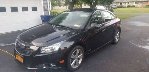 2013 Chevy Cruze LT with RS Package for sale in Elmira, NY