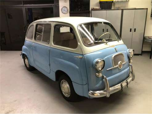 1960 Fiat 600 for sale in Cadillac, MI