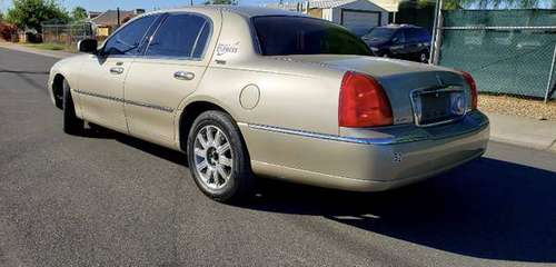 2007 Lincoln Town Car for sale in Peoria, AZ