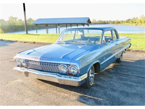 1963 Chevrolet Bel Air for sale in Dayton, OH
