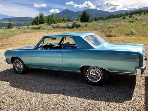 1964 Chevrolet Malibu SS for sale in Corvallis , MT