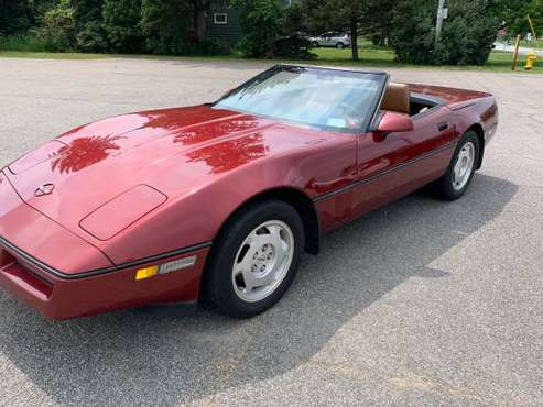 CORVETTE CONVERTIBLE for sale in Clarence, NY