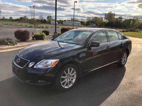 2007 LEXUS GS350 AWD , MINT ALL SERVICES for sale in Decatur, IL