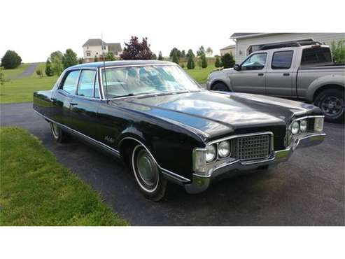 1968 Oldsmobile 98 for sale in Cadillac, MI