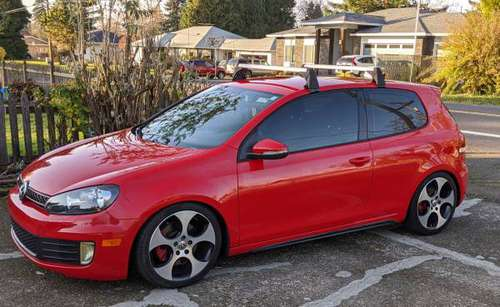 2012 Volkswagen GTI 2.0 Turbo Hatchback Coupe 2D - cars & trucks -... for sale in Vancouver, OR