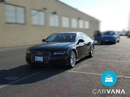 2012 Audi A7 Premium Quattro Sedan 4D sedan Black - FINANCE ONLINE -... for sale in Oakland, CA