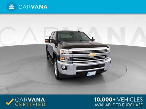 2015 Chevy Chevrolet Silverado 2500 HD Crew Cab LTZ Pickup 4D 6 1/2 ft for sale in Atlanta, GA