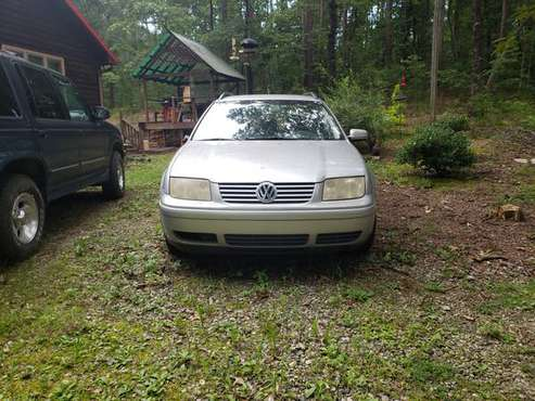 2002 Jetta wagon for sale in Tryon, NC
