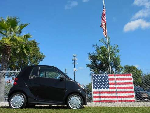 2015 Smart Fortwo 30k Miles Fla Owned Automatic/Cold Air!!Cool Car! for sale in Fort Myers, FL
