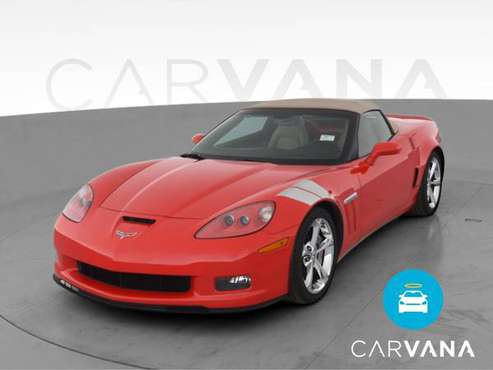 2011 Chevy Chevrolet Corvette Grand Sport Convertible 2D Convertible... for sale in San Diego, CA