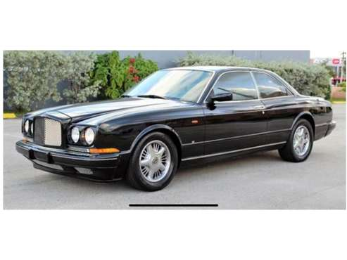 1993 Bentley Continental for sale in Cadillac, MI