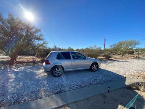 TDI Volkswagen Golf - cars & trucks - by owner - vehicle automotive... for sale in Tucson, AZ